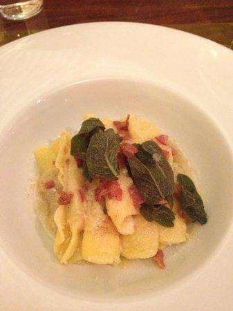 La Cantina di Via Colleoni: Casoncelli