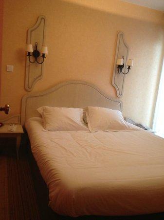 Best Western Marseille Bonneveine Prado : chambre principale