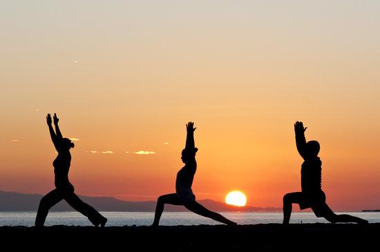 Tambor Tropical Beach Resort: Yoga is available onsite at the resort.