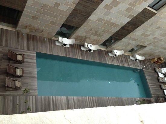 Riad Fes - Relais & Chateaux: Piscina