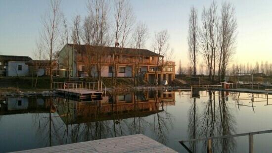 Agriturismo Ai due laghi del Verginese :                   il centro benessere