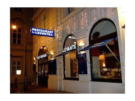 Gute Orientalische Kuche Levante Restaurant Wien Reisebewertungen