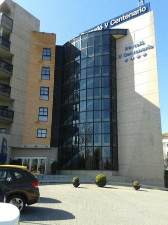 Barcelo Caceres V Centenario:                   Hotel Barcelo V Centenario