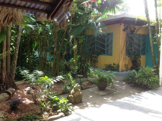 Hotel Guarana:                   Accès aux chambres