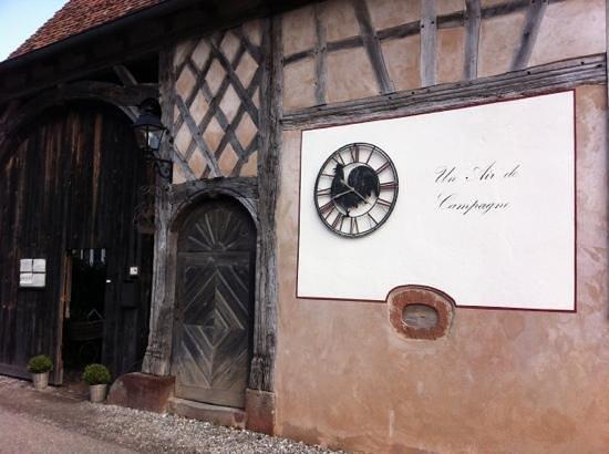 Ringendorf, فرنسا:                                     façade                                  