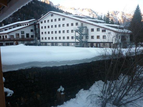 Hotel San Giusto :                   retro hotel
