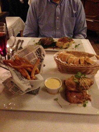 Paris 66:                   Poulet Meal et Filet Meal