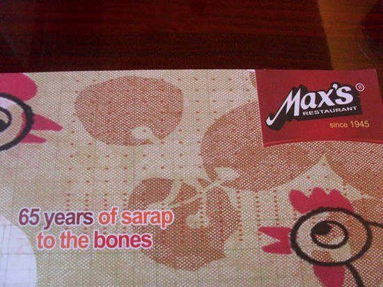 Max's Restaurant: Best Place for Pilipino food