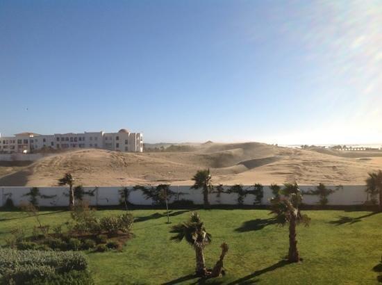 Sofitel Agadir Thalassa Sea & Spa:                   vue de la chambre