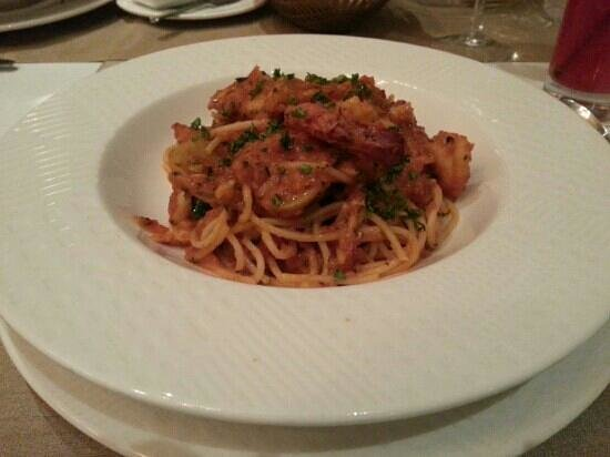 The Zuri Whitefield Bangalore:                   From Icanto Italian Restaurant