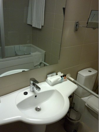 Eresin Taxim Premier: Bathroom