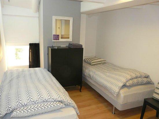 Libelloup: double bedroom