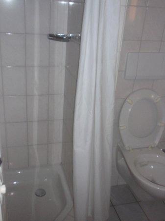 Freren, Tyskland: Little bathroom.