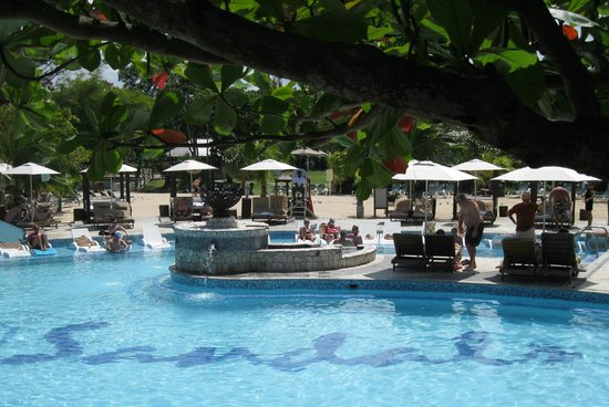 Sandals ocho rios riveria side picture of sandals ochi for Pool and spa show wichita ks