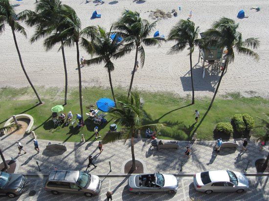 Wyndham Deerfield Beach Resort:                   The Beach
