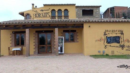 Ultramort, إسبانيا:                                     Fachada principal                                  