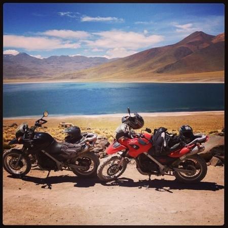 On Safari Atacama : lagunas