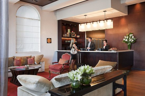 Hotel Lindrum Melbourne - MGallery Collection: Hotel Reception