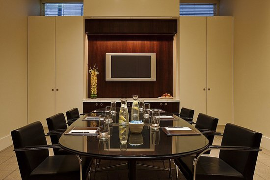 ‪‪Hotel Lindrum Melbourne - MGallery Collection‬: Boardroom‬