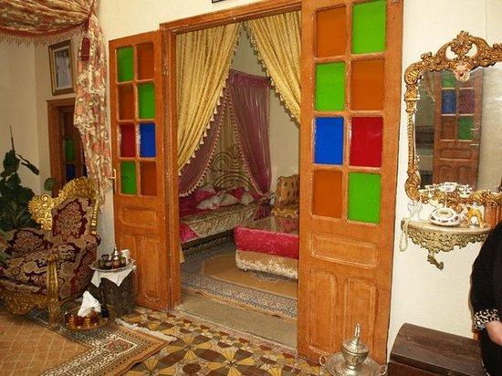 Dar Lalla Bouchra : Le Riad