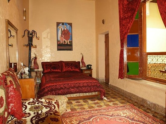 Dar Lalla Bouchra: Suite rouge