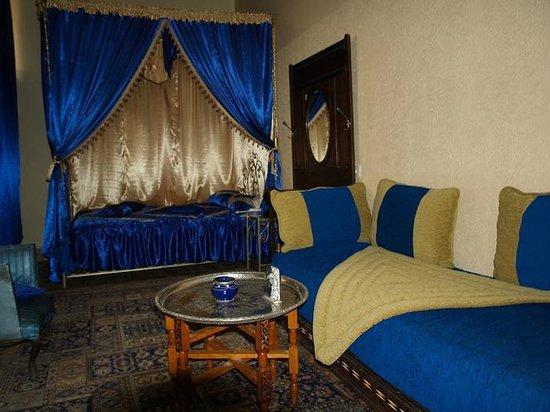 Dar Lalla Bouchra : Suite Bleue