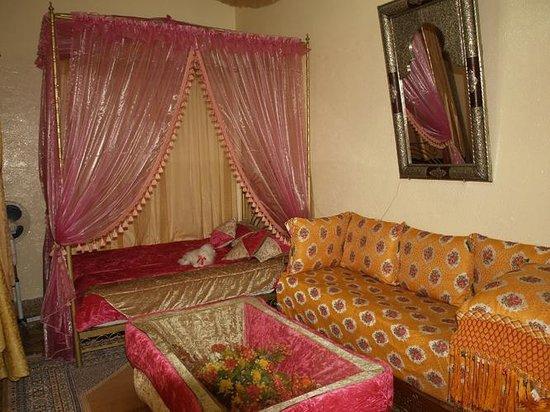Dar Lalla Bouchra : Suite Laaroussa