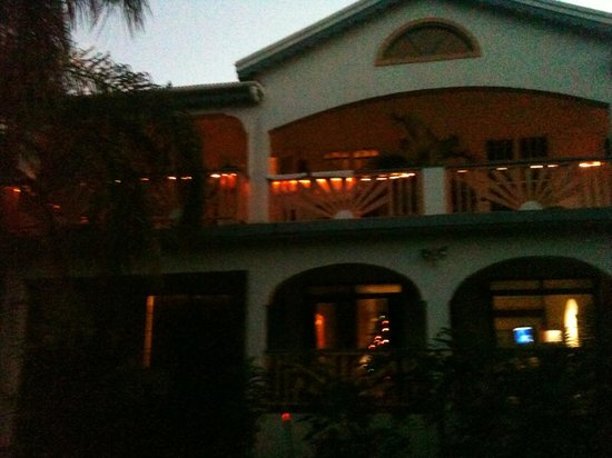 Guava Road Apartments:                   Christmas in Tortola