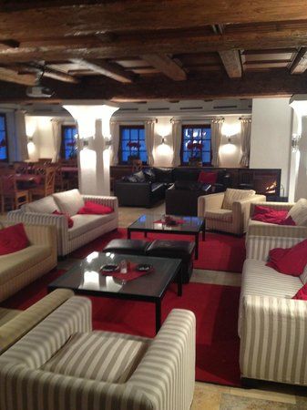 Le Salon Bild Von Hotel Tyrol Pfunds Tripadvisor
