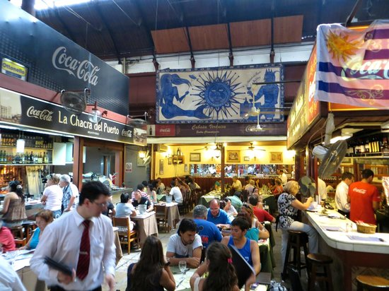 Cultura Cercana Tours: The Market in Montevideo