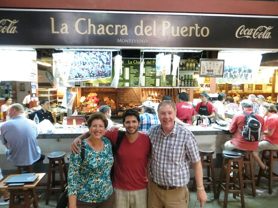 Cultura Cercana Tours: Lunch in Montevideo, Uruguay