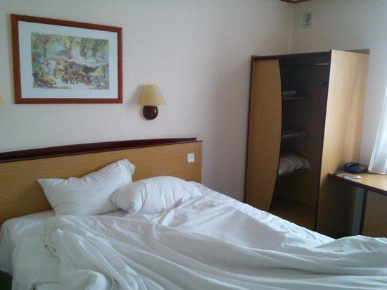 Hotel Campanile Zwolle:                   2persoonskamer