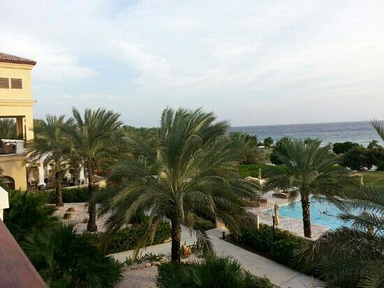 Santa Barbara Beach & Golf Resort, Curacao:                   view of pool #1