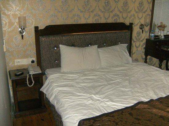 Zeugma Hotel:                   Single Bedroom