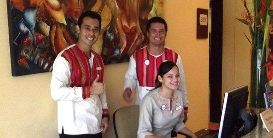 """Hacienda Tres Rios:                   The """"Dream team"""" Minus MIguel"""