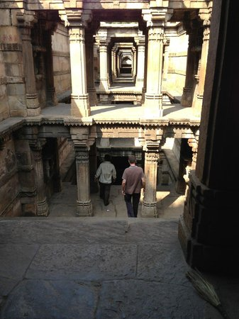 The House of MG:                   Step Well, Ahmedabad