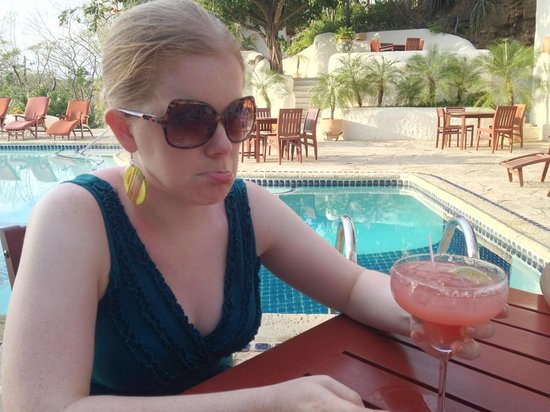Pelican Eyes Resort & Spa:                   Watermelon Marg does not meet the hype
