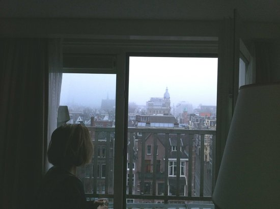Dikker & Thijs Hotel: ROOM'S VIEW S/E