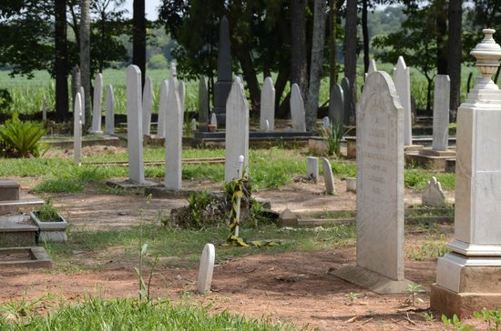 Cemiterio dos Americanos