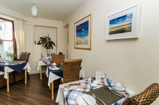 Cornerways Guest House: Dining room