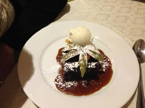 BEST WESTERN Glenridding Hotel:                   the GREATEST sticky toffee pudding on the planet
