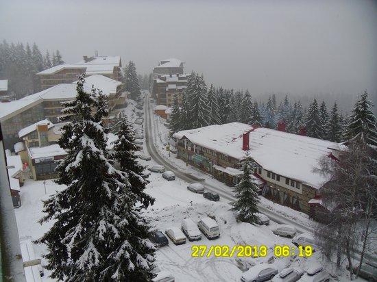 Grand Murgavets Hotel:                   view from Murgavets