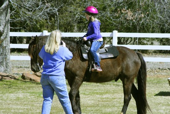 Lantana Resort:                   Horseback riding