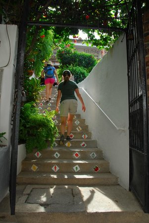 Tours Du Jour Mexico: Up The Hidden Staircase!