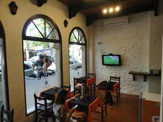 Posada Casa Los Pinos:                   comedor
