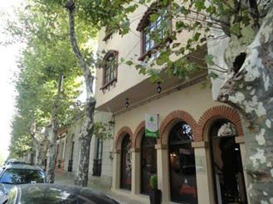 Posada Casa Los Pinos:                   Fachada