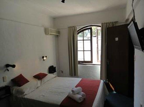 Posada Casa Los Pinos:                   dormitorio