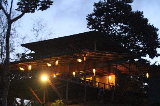 Finca Maresia:                   Restaurant