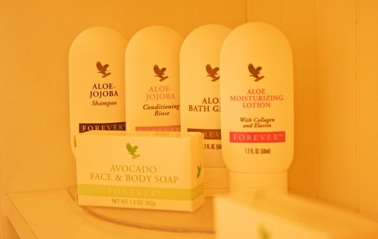 Lantana Resort:                   Toiletries