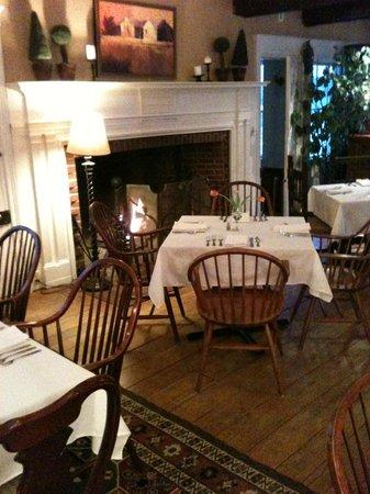 """The Brunswick Inn: nice """"WBF"""""""